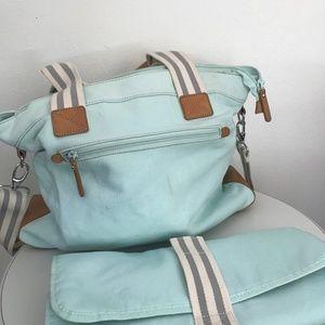 Pottery Barn Diaper Bag